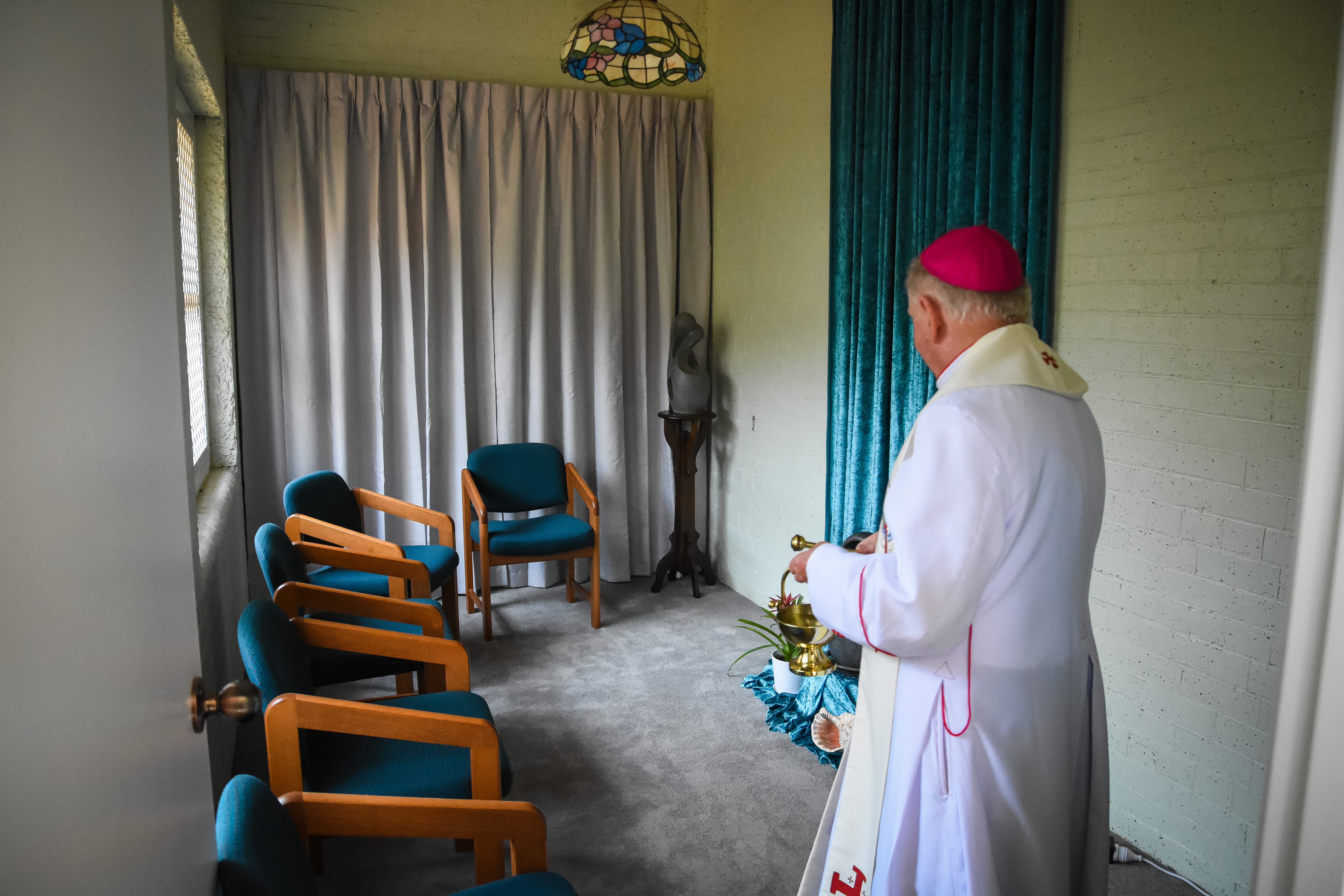 Opening & Blessing of Sychar