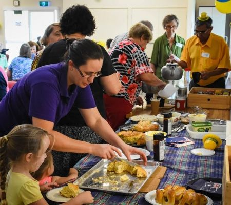 St Anthony's Parish Australia Day Celebrations2