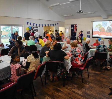 St Anthony's Parish Australia Day Celebrations4