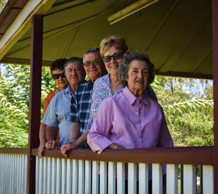 St Joseph's Parish Helidon Parishioners