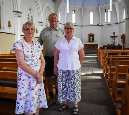 St Stephen's Church Pittsworth Parishioners