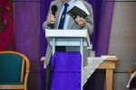 "Bishop Bill Morris launches ""Dear Mother, Dear Father"""