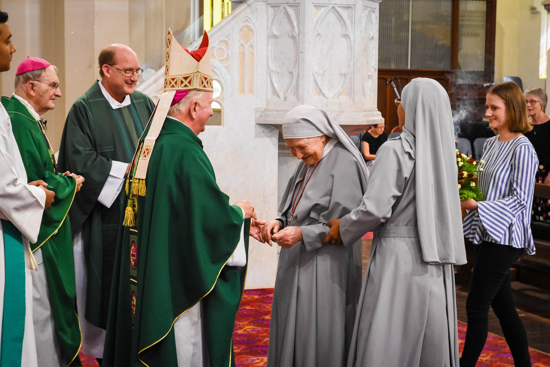 Sr Miriam Lorenz Jubilee Mass