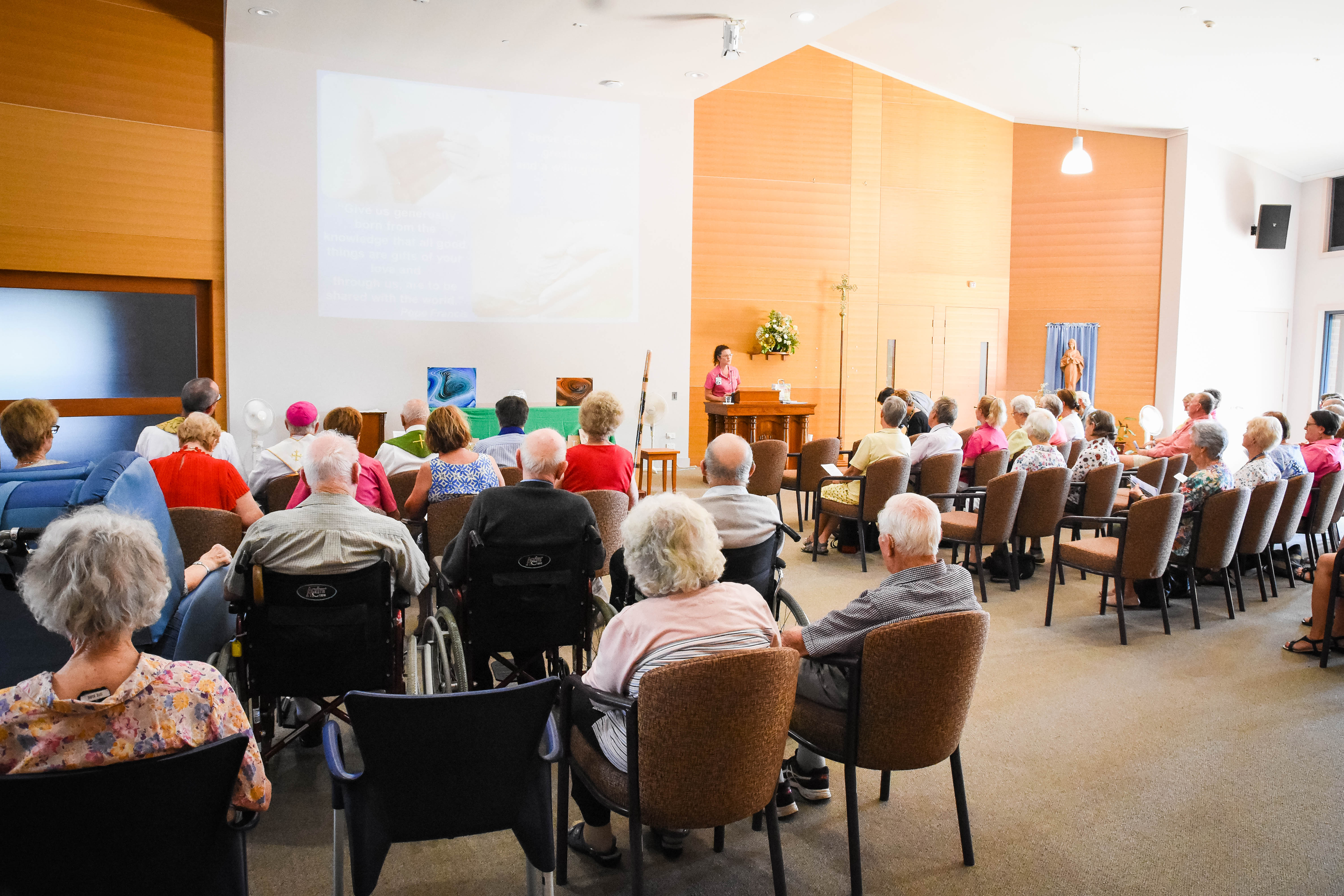 World Day of the Sick/Pastoral Care Commissioning